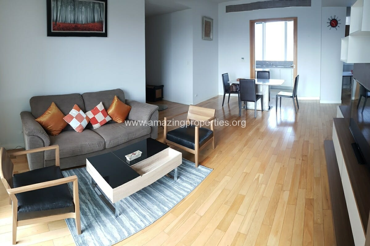 Millennium Residence 2 Bedroom with Studyroom for Rent