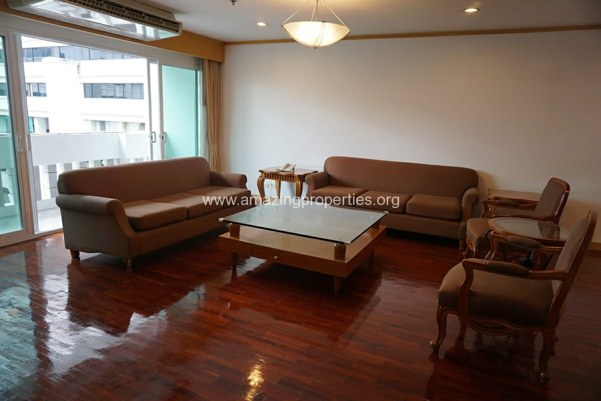 3 Bedroom Apartment for Rent at GM Tower