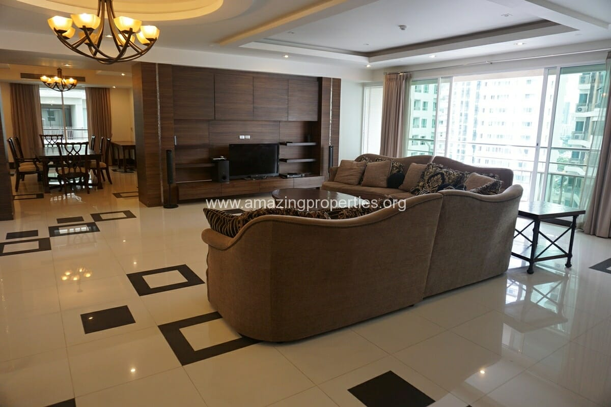 4 Bedroom Condo for Rent at Ideal 24