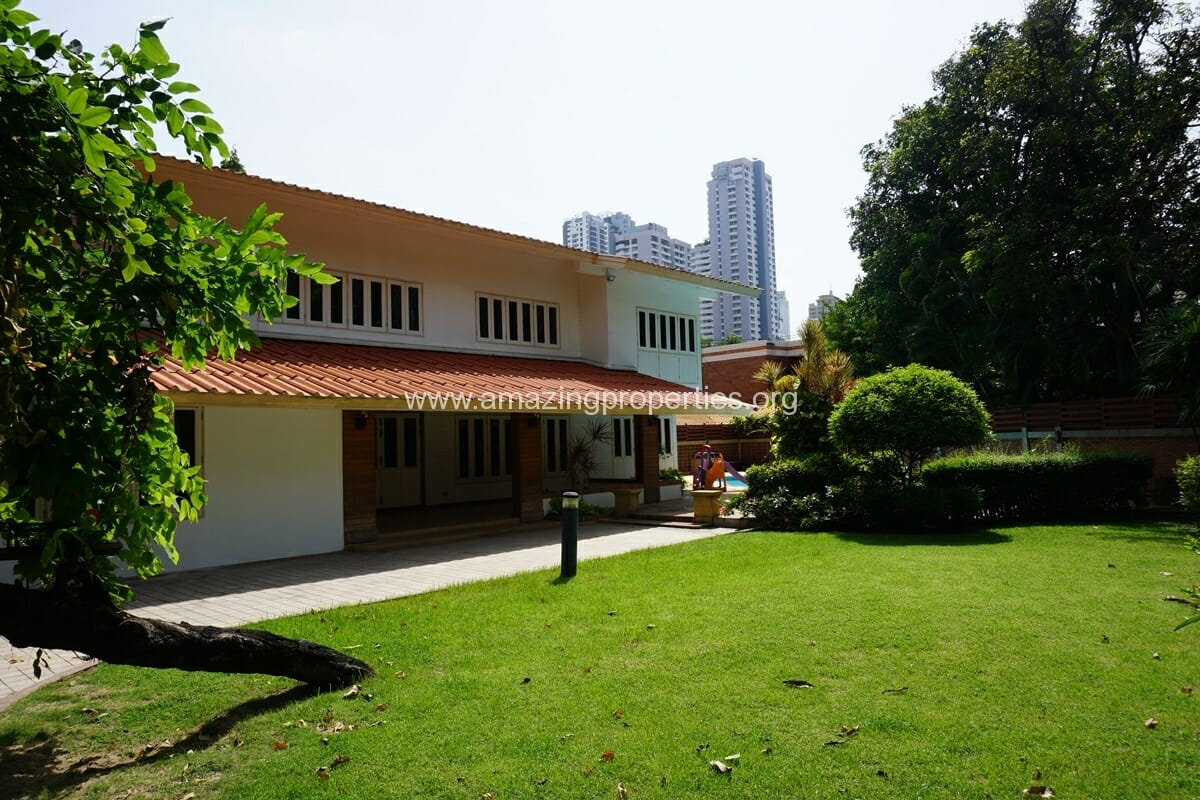 4 Bedroom Phrom Phong House for Rent