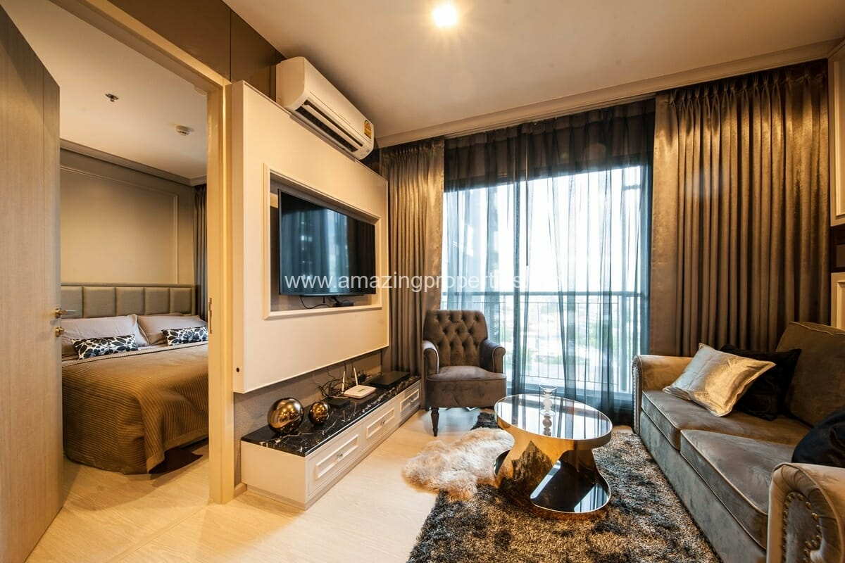 Modern 1 Bedroom Condo For Rent At Rhythm 36 Amazing Properties