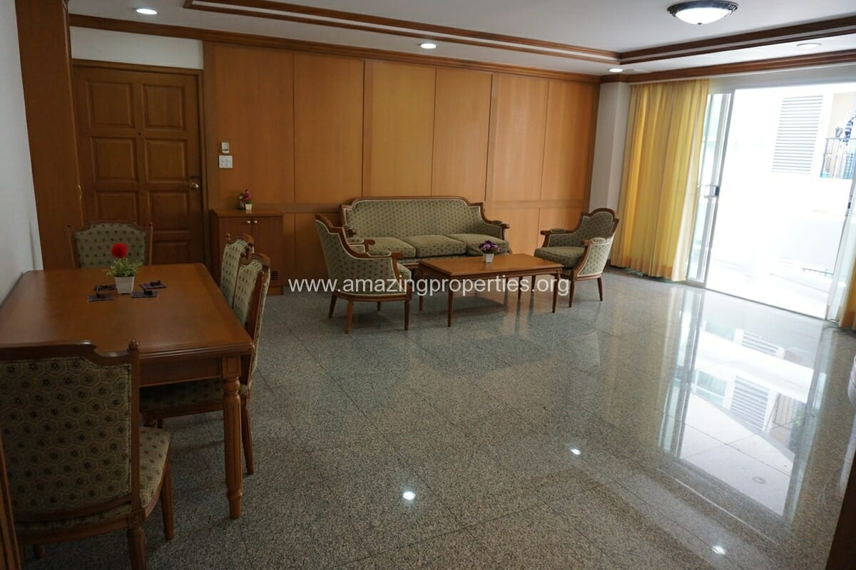 SCC Residence Phrom Phong 2 Bedroom for Rent