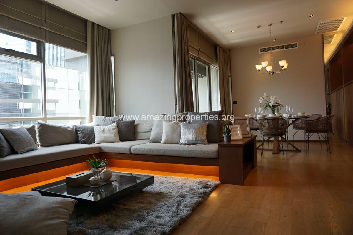 The Madison Condominium 2+1 Bedroom for Rent