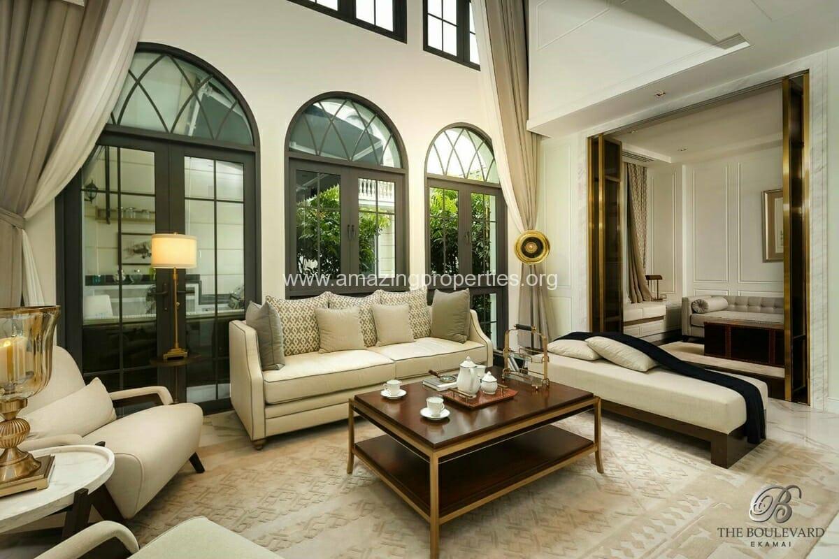 Ekkamai 4 Bedroom House for Sale-5