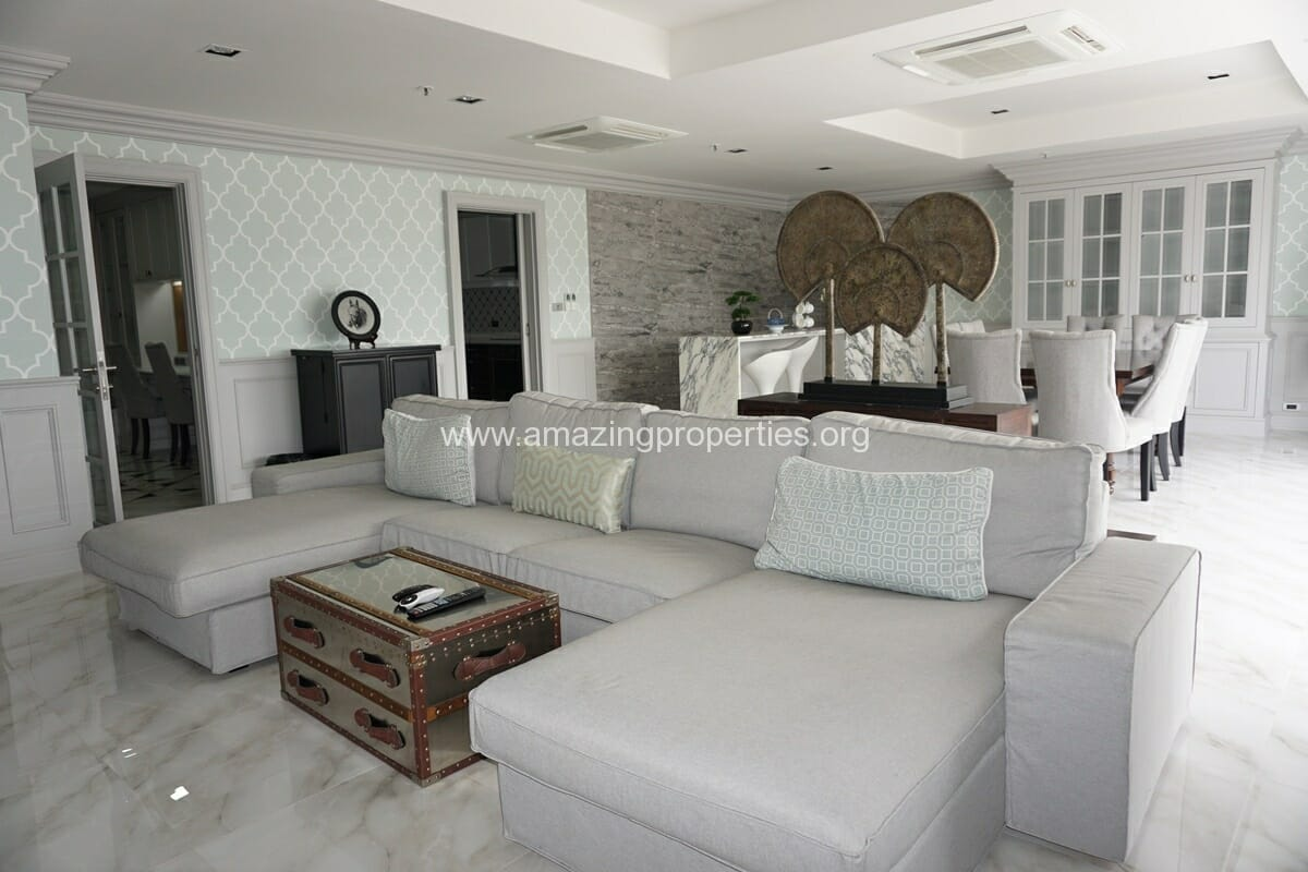 4 Bedroom Condo for Rent at Kiarti Thanee City Mansion