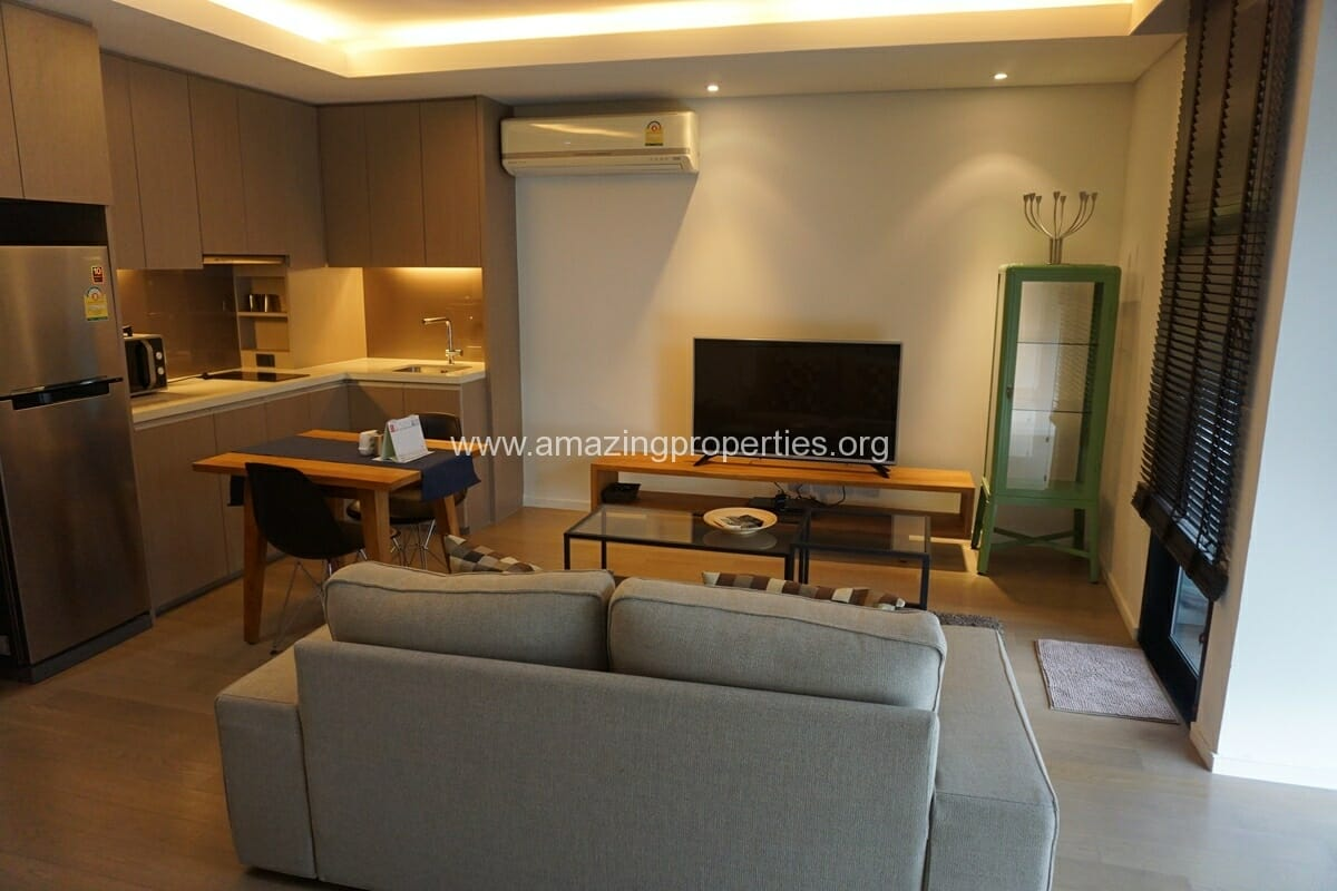 1 Bedroom Condo Mode Sukhumvit 61-1
