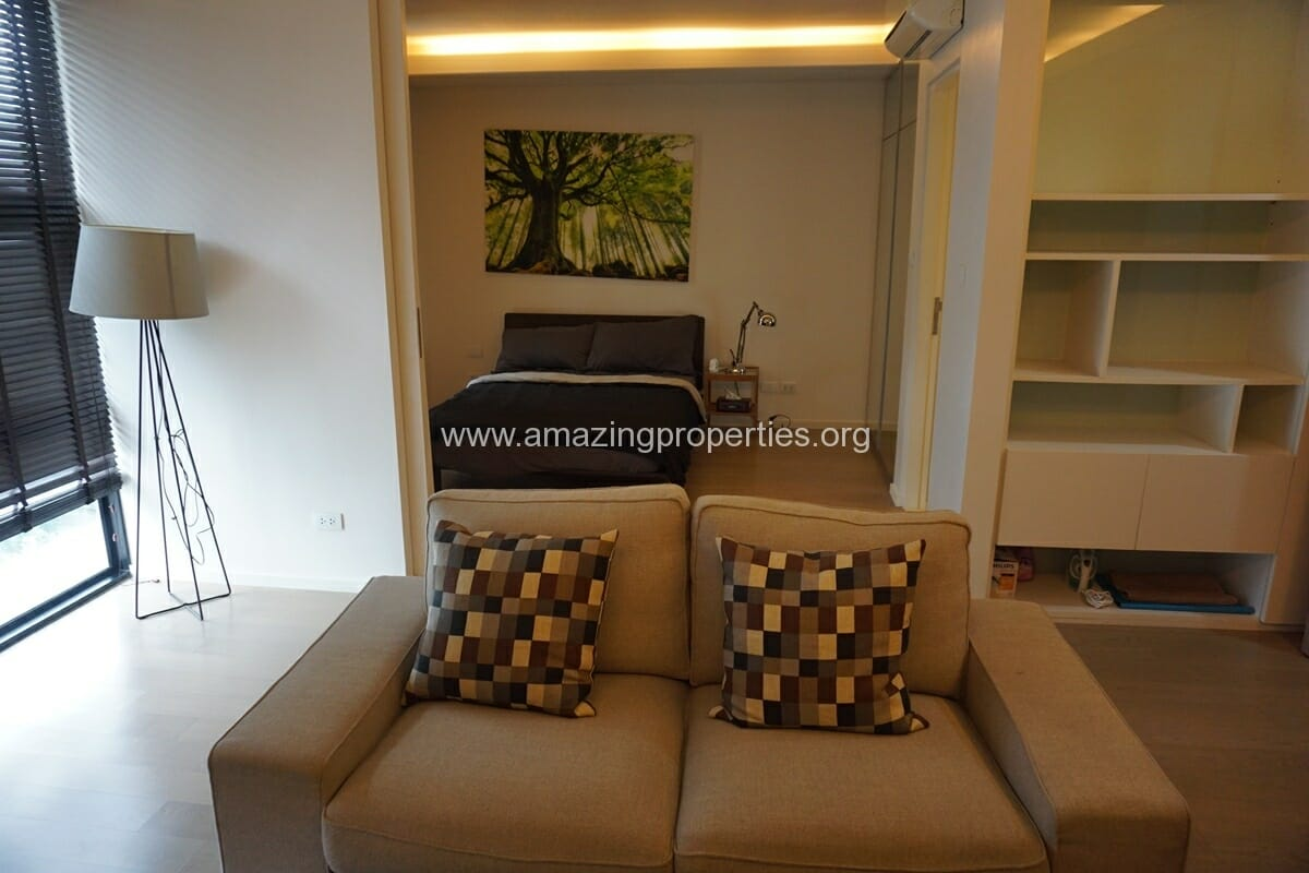 1 Bedroom Condo Mode Sukhumvit 61-2