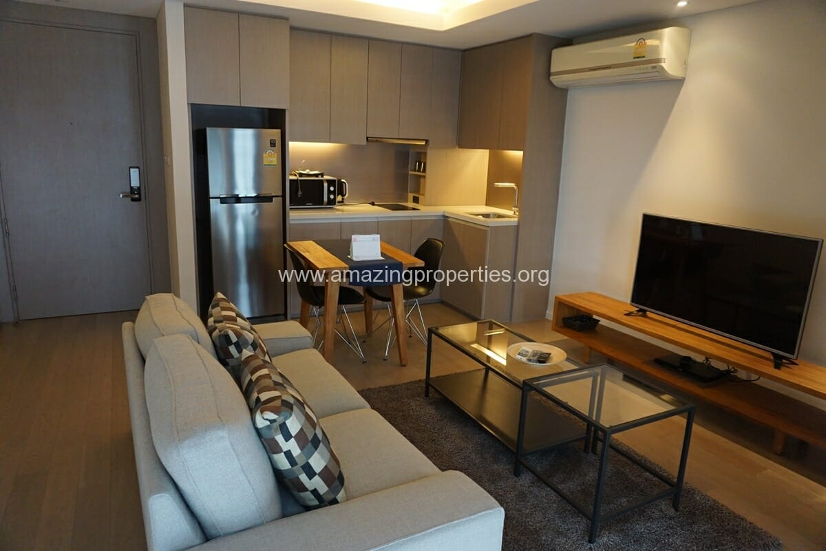1 Bedroom Condo Mode Sukhumvit 61-5