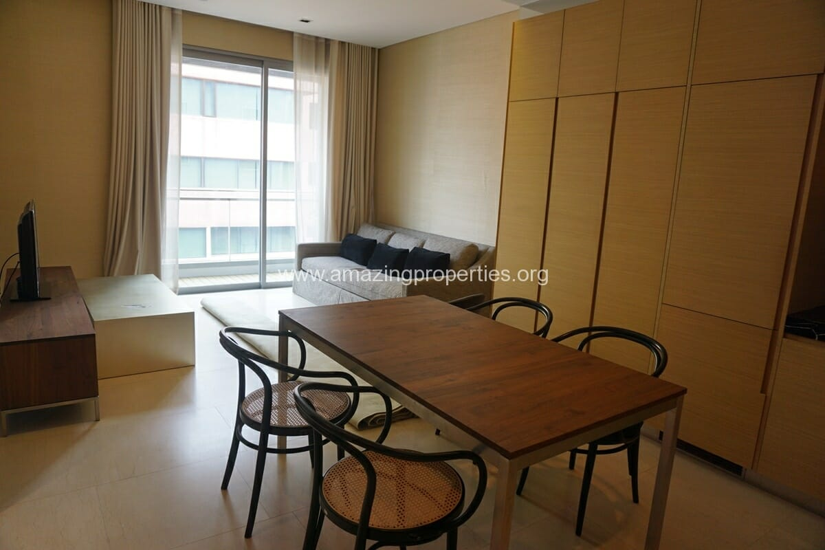 1 Bedroom condo for Sale Saladaeng Residence-14