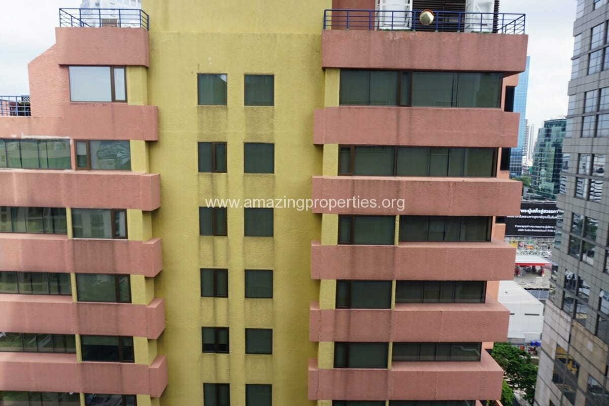 1 Bedroom condo for Sale Saladaeng Residence-6