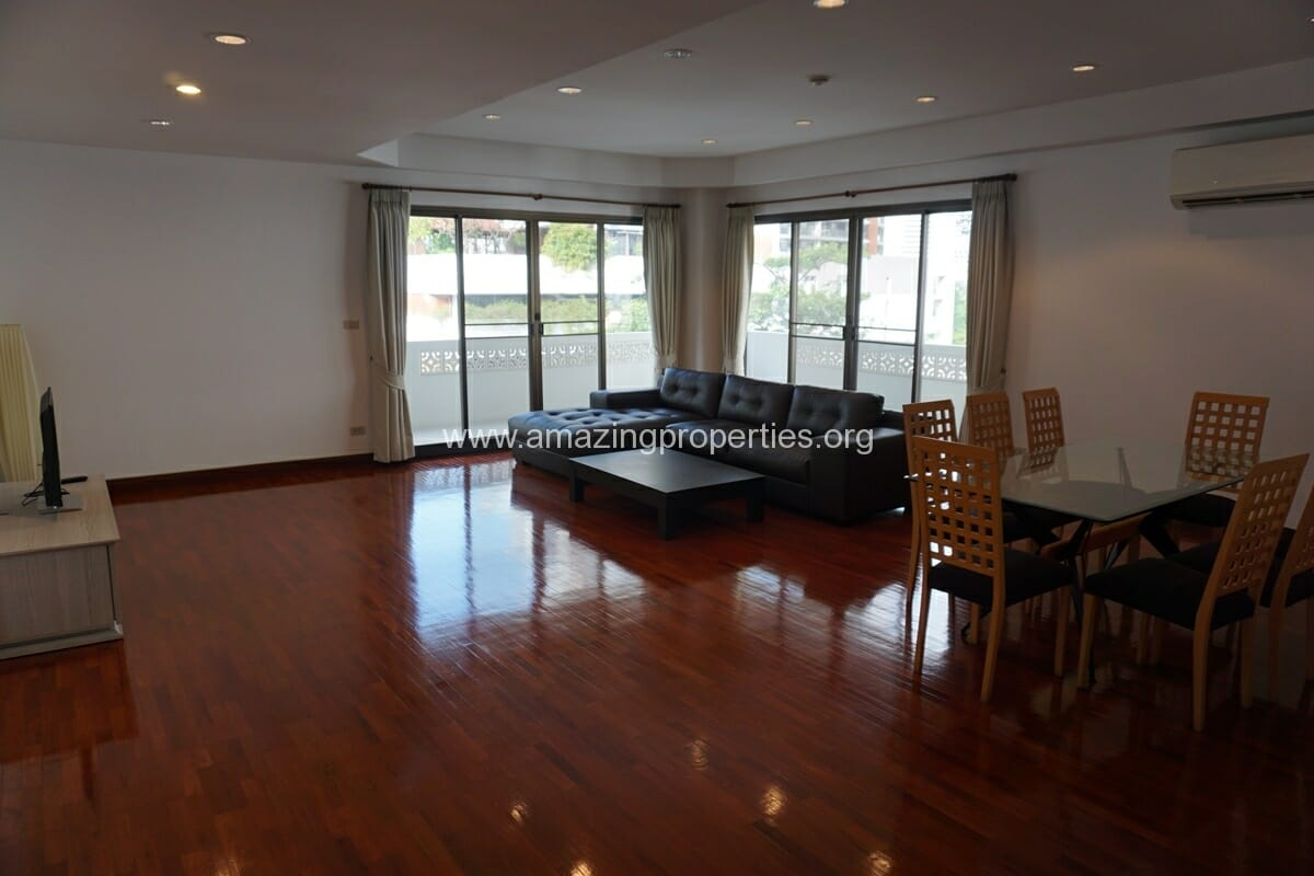 2 Bedroom Apartment Baan Tepalit