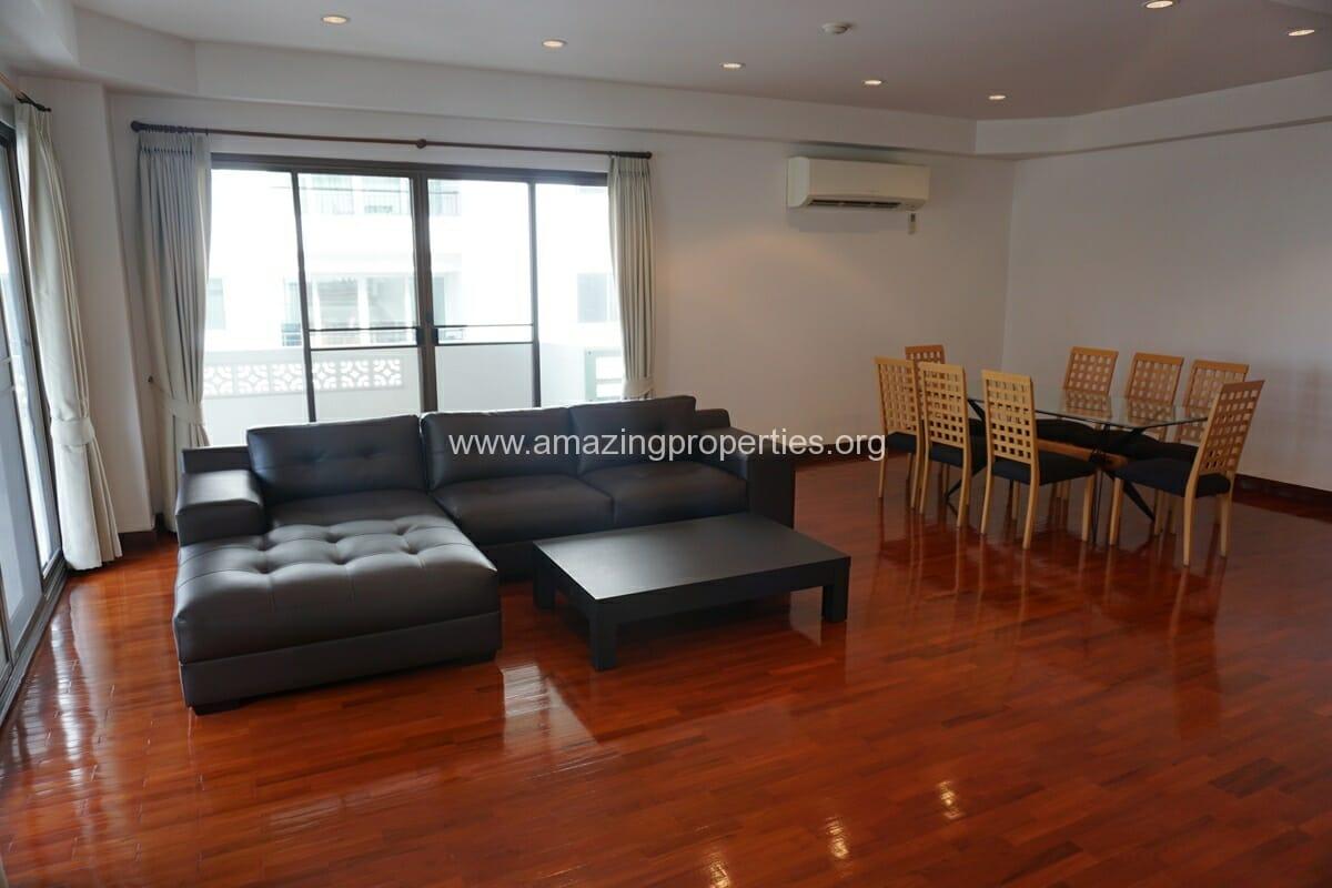 2 Bedroom Apartment Baan Tepalit-2