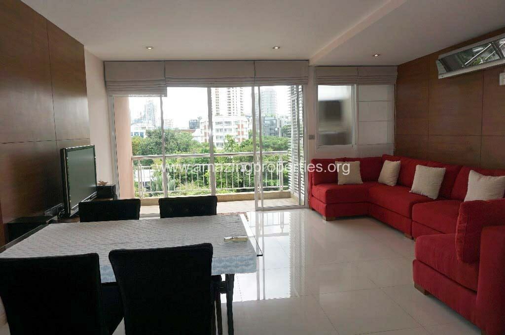 2 Bedroom Condo The Rise Sukhumvit 39-10