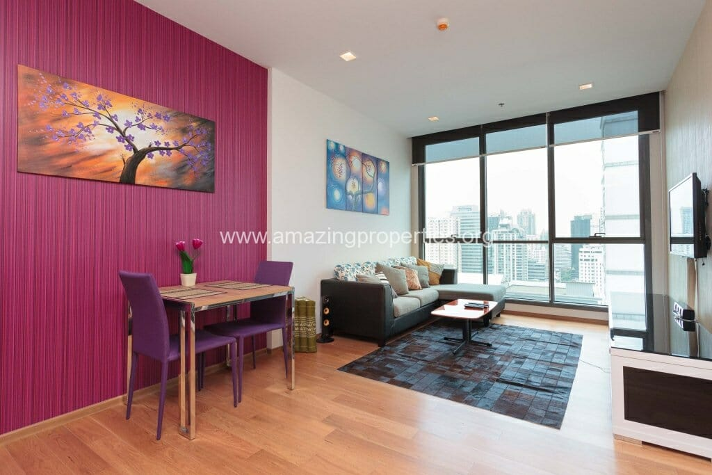 2 Bedroom Hyde Sukhumvit 13 for Rent