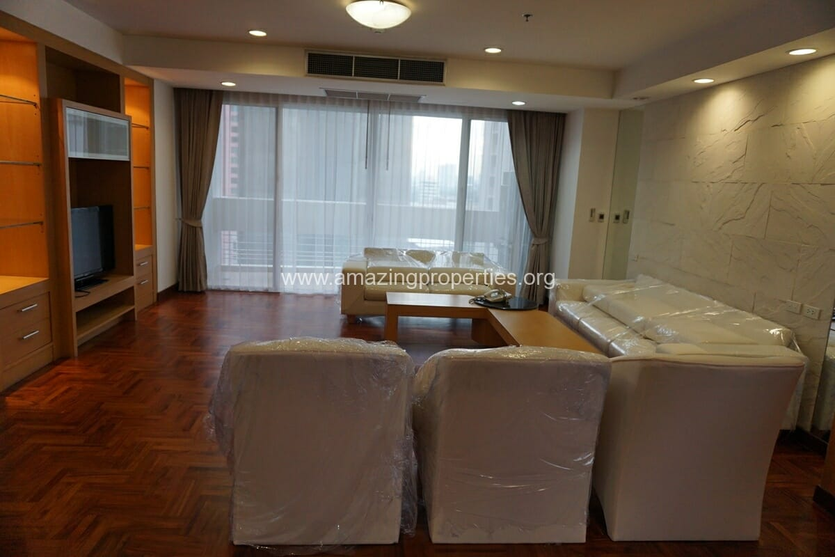 3 Bedroom Apartment The Grand Sethiwan-7