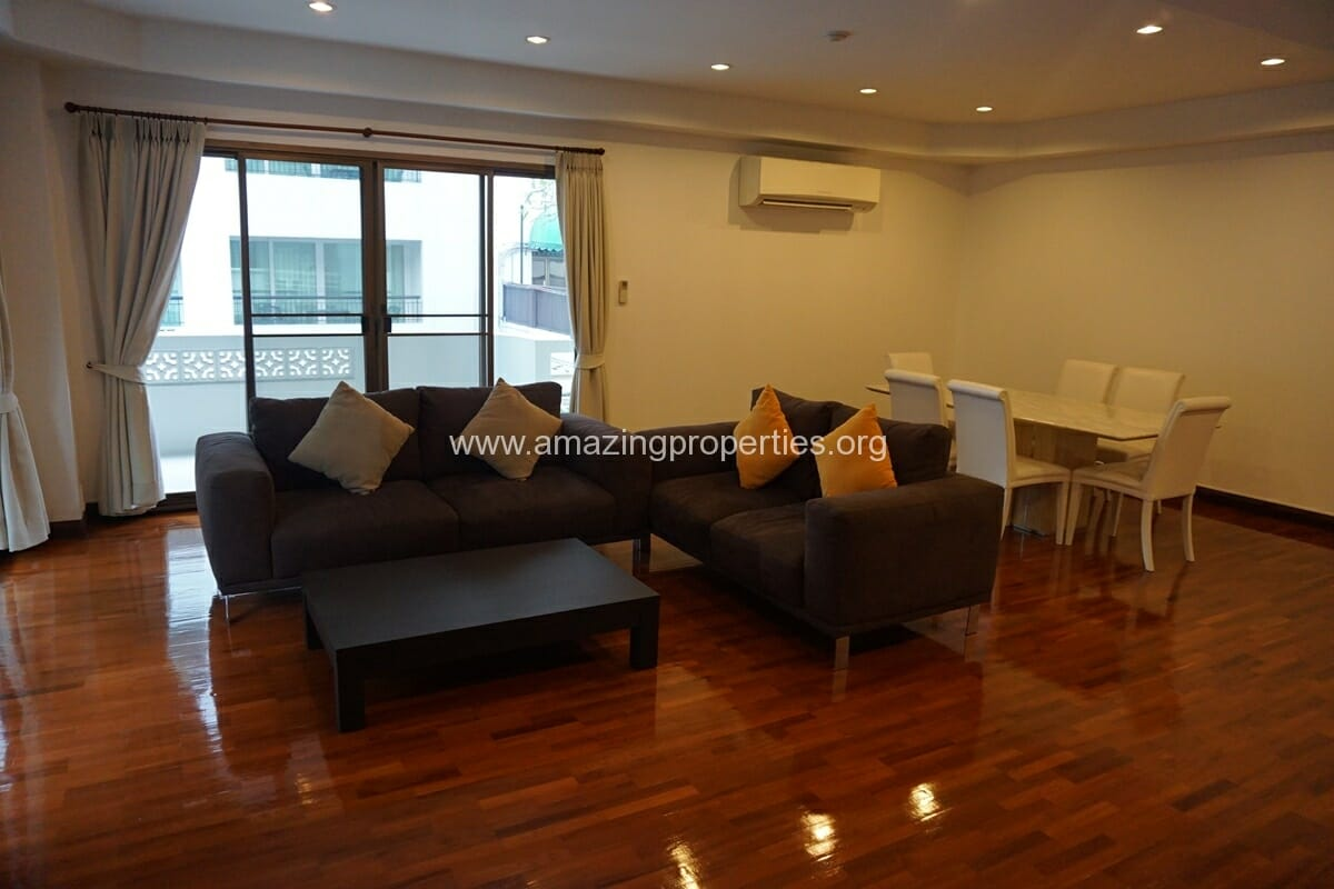 Baan Tepalit 2 Bedroom Apartment-3