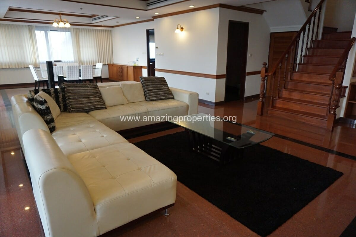Le Raffine Sukhumvit 24 3 Bedroom Condo for Rent