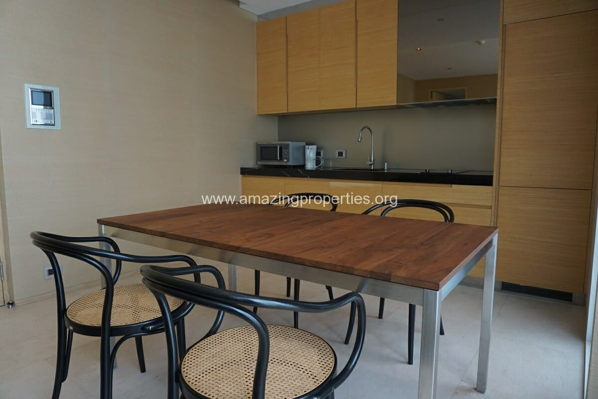 Saladaeng Residence 1 bedroom condo for Sale-12