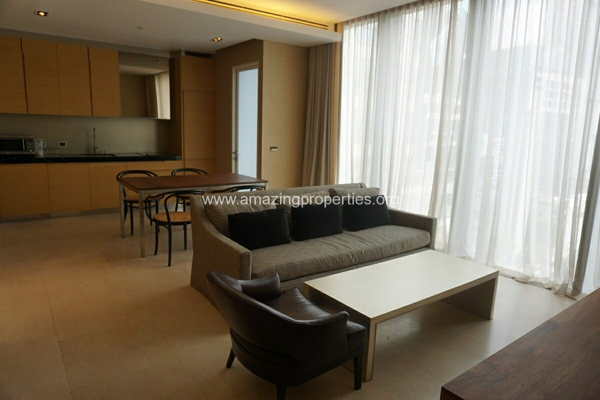Saladaeng Residence 1 bedroom condo for Sale-2