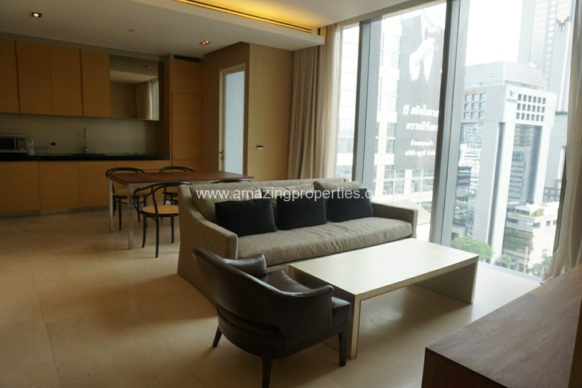 Saladaeng Residence 1 bedroom condo for Sale-5