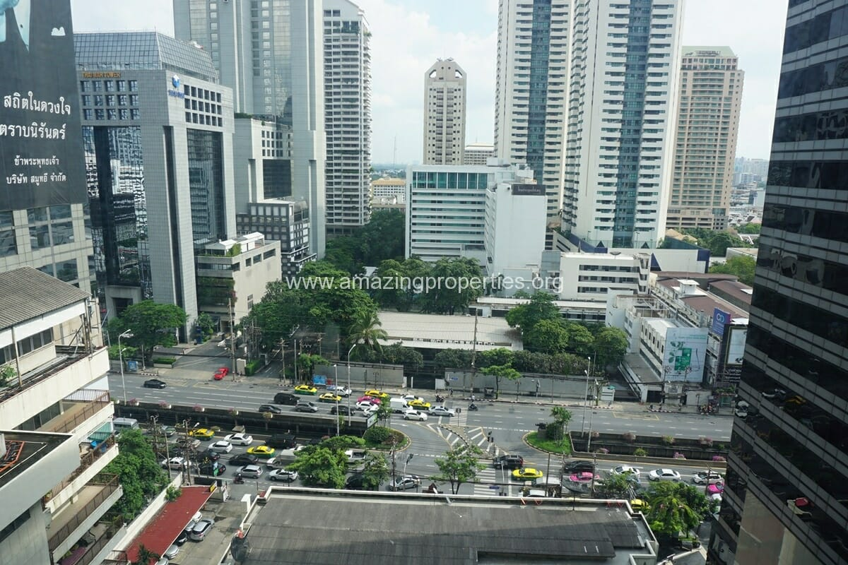 Saladaeng Residence 1 bedroom condo for Sale-7