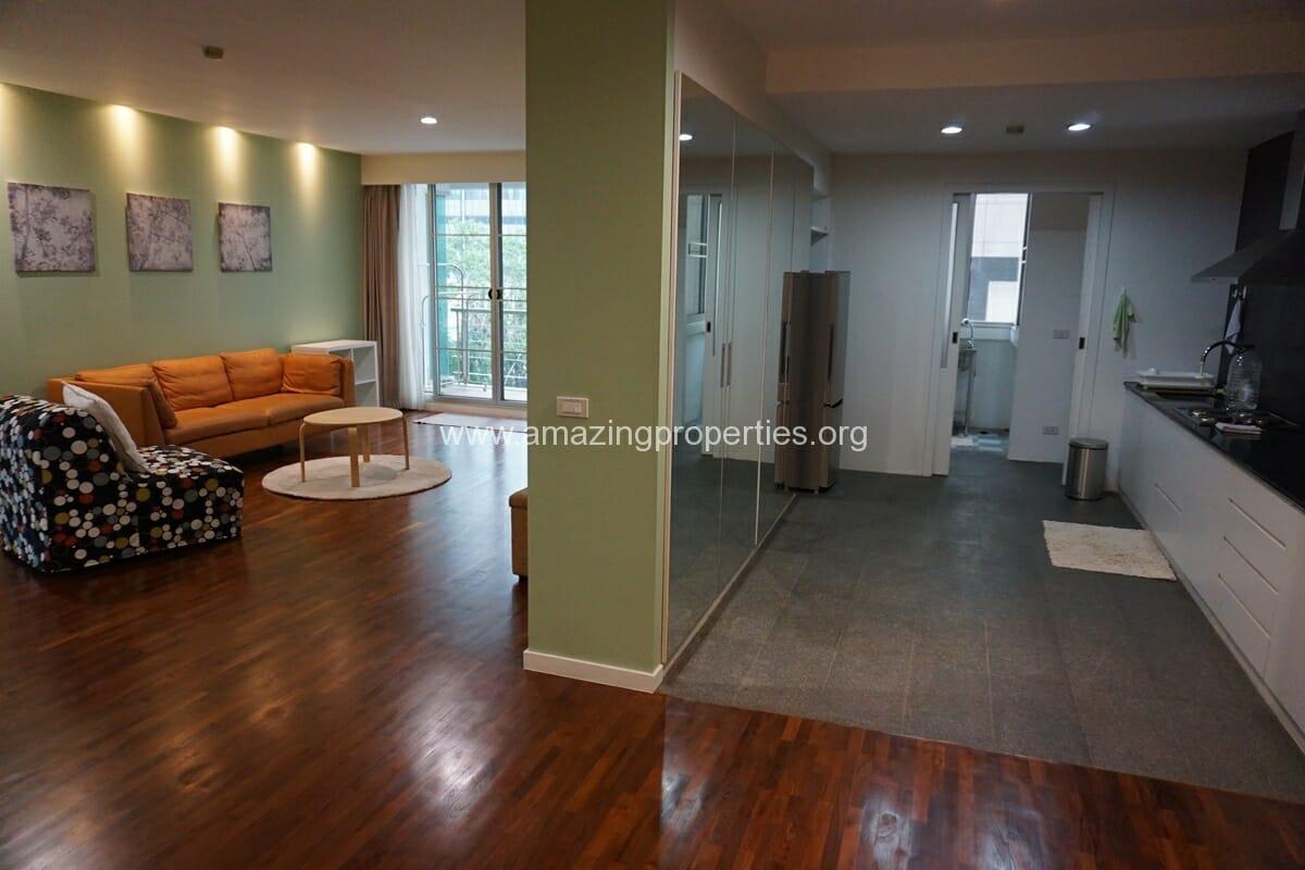 2 Bedroom Condo Noble House Ruamrudee-1