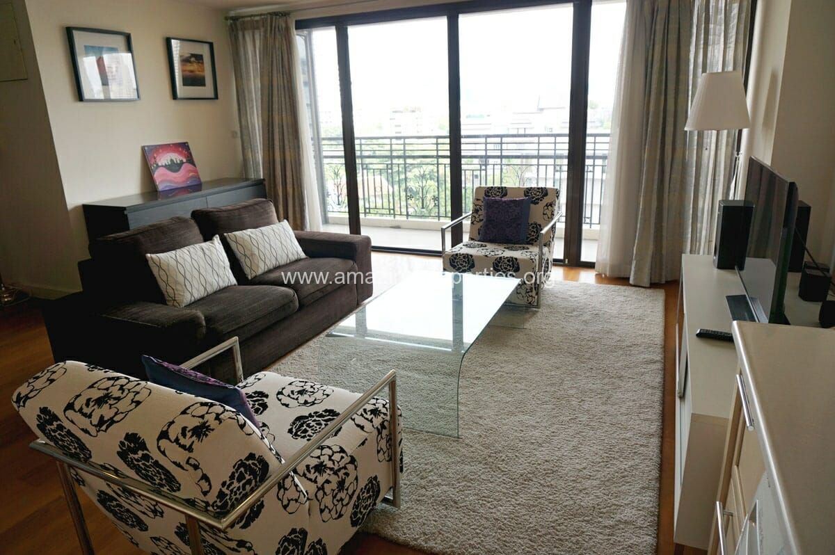 2 Bedroom Condo Prime Mansion Sukhumvit 31 (2)