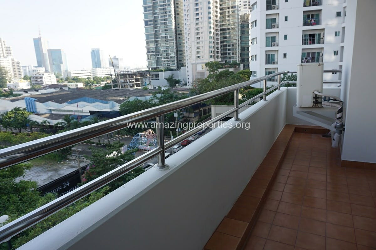 3 Bedroom Apartment Krungthep Thani Tower-2