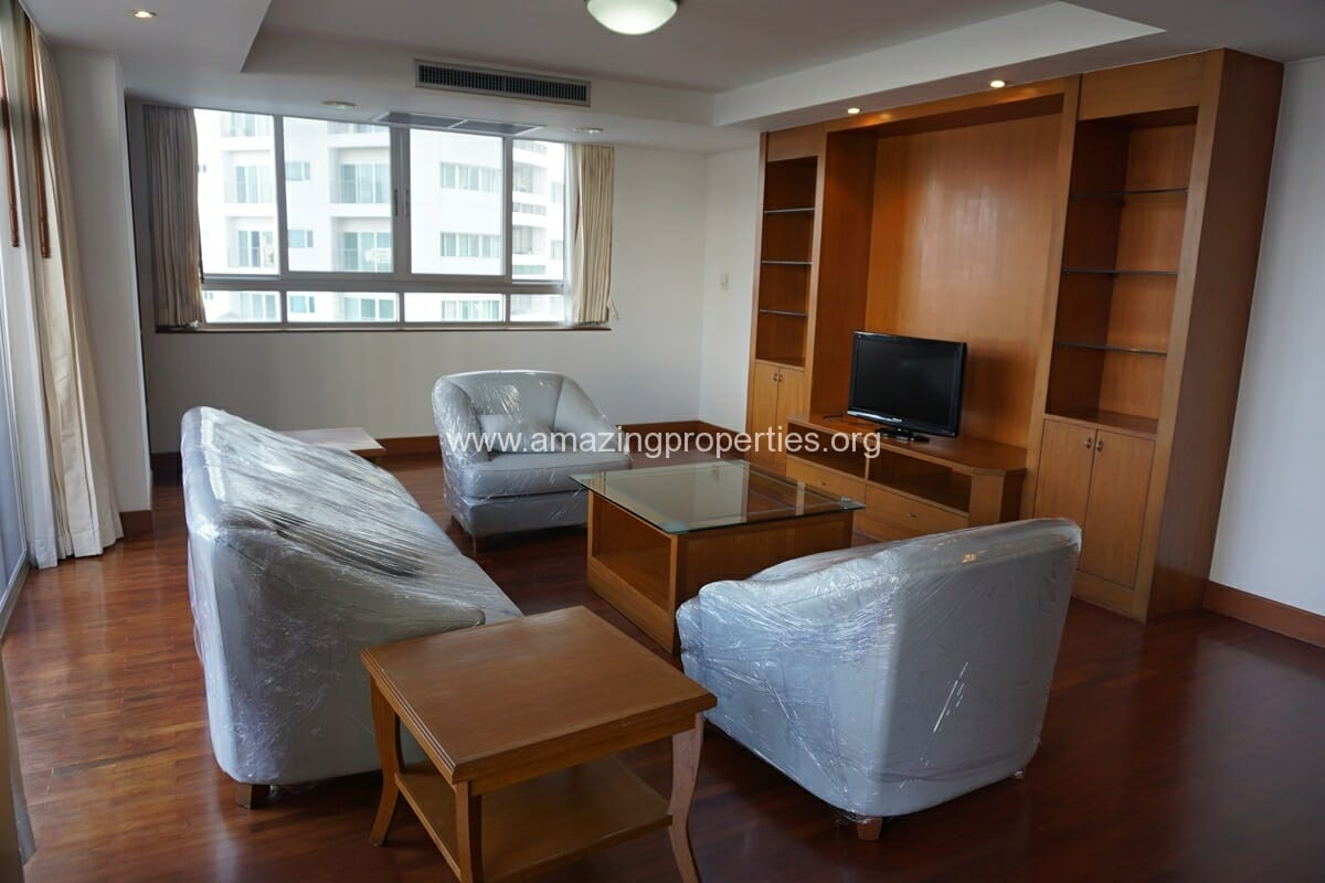 3 Bedroom Apartment Krungthep Thani Tower-8