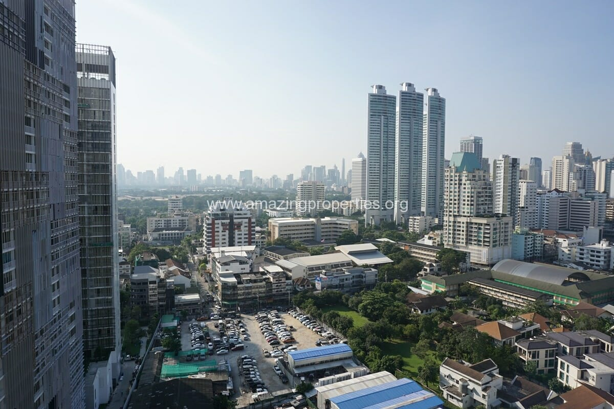 Krungthep Thani Tower 3 Bedroom Apartment -5