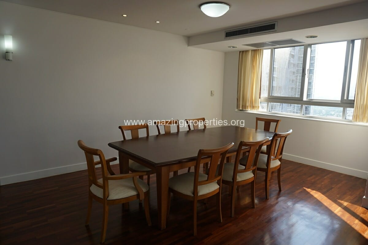 Krungthep Thani Tower 3 Bedroom Apartment -9