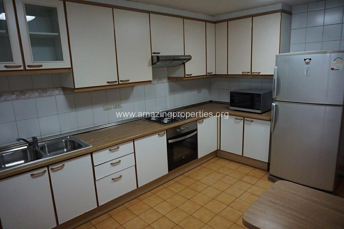 Sethiwan Residence 2 +1 bedroom Apartment-6