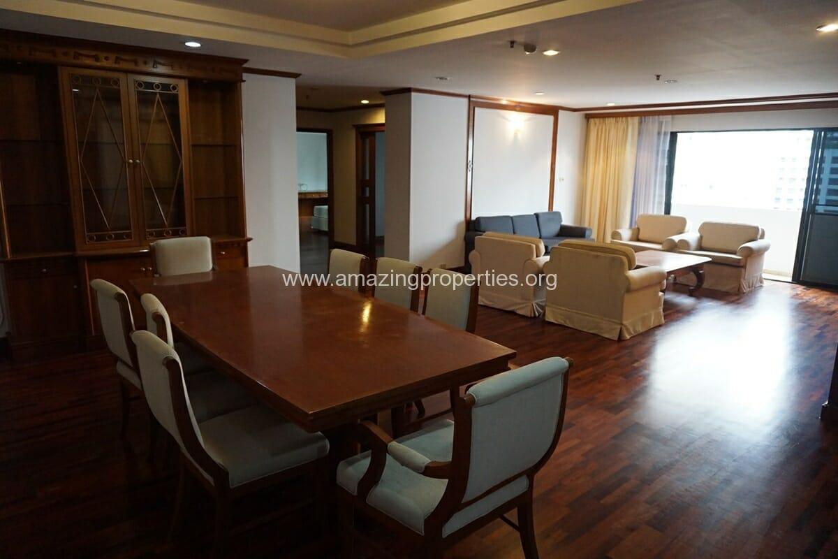 Sethiwan Residence 2 +1 bedroom Apartment-7