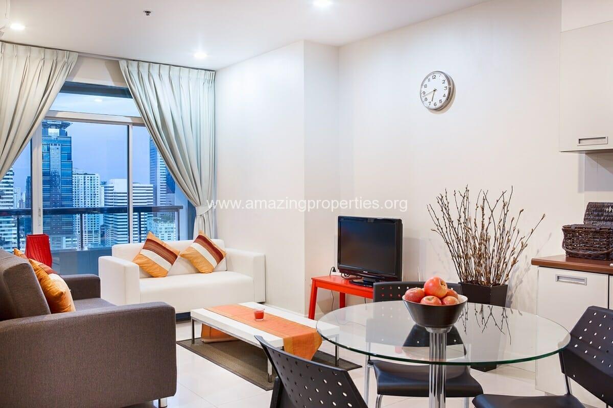 Sukhumvit City Resort 2 bedroom for Sale-11