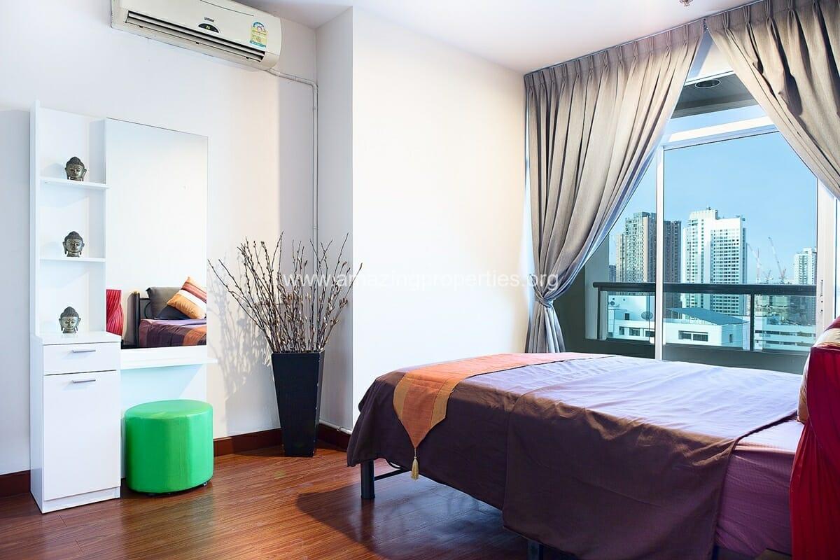 Sukhumvit City Resort 2 bedroom for Sale-7
