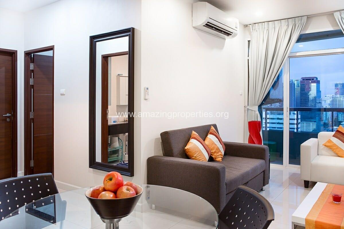 Sukhumvit City Resort 2 bedroom for Sale-9
