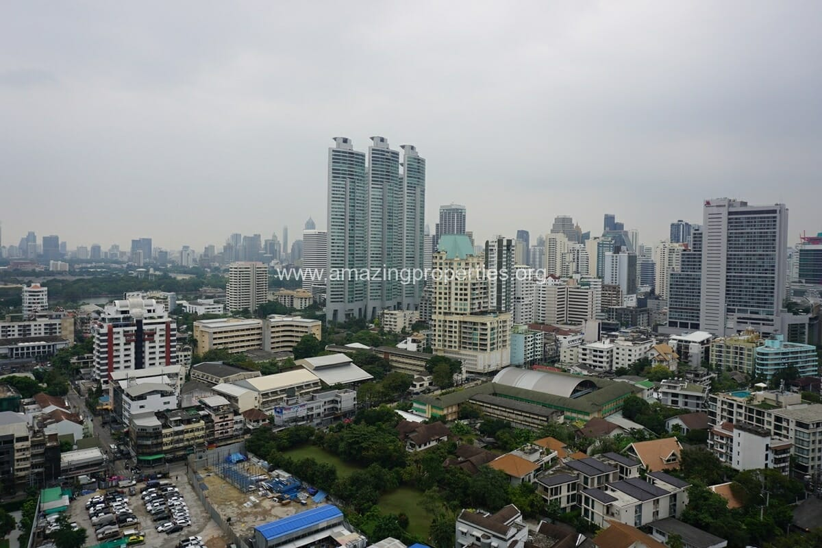 3 Bedroom Penthouse Krungthep Thani Tower-19