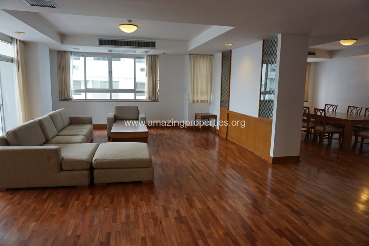 3 Bedroom Penthouse Krungthep Thani Tower-23