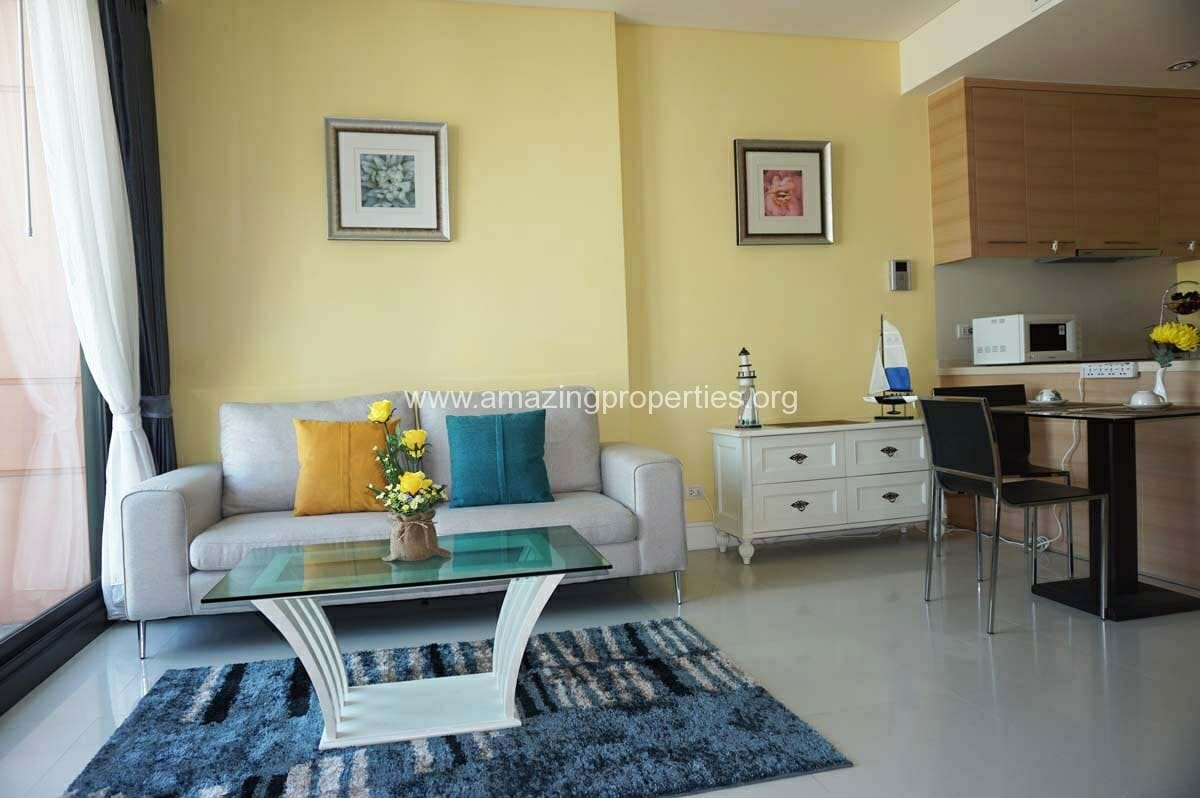 Aguston Condominium 1 Bedroom for Rent