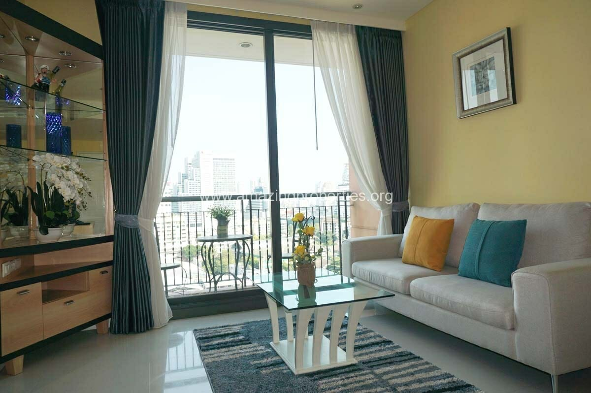 Aguston Condominium 1 Bedroom for Rent-5