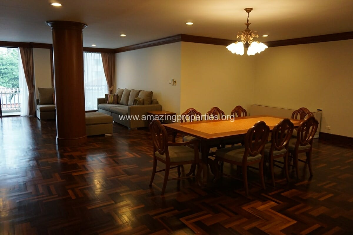 Baan Pakapun 3 Bedroom Apartment-12