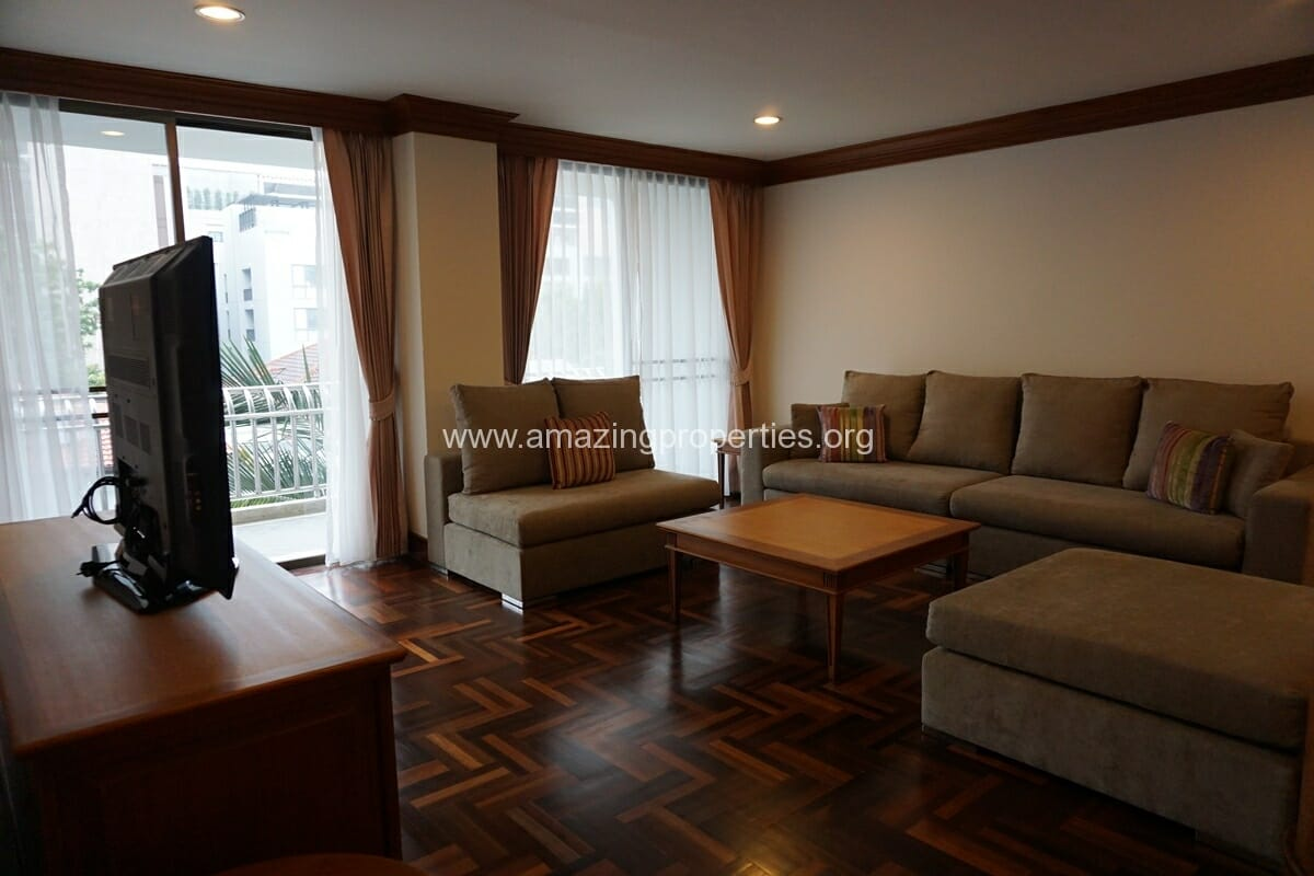 Baan Pakapun 3 Bedroom Apartment-17