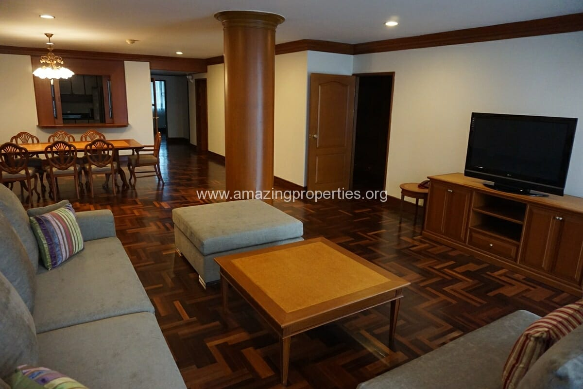 Baan Pakapun 3 Bedroom Apartment-21