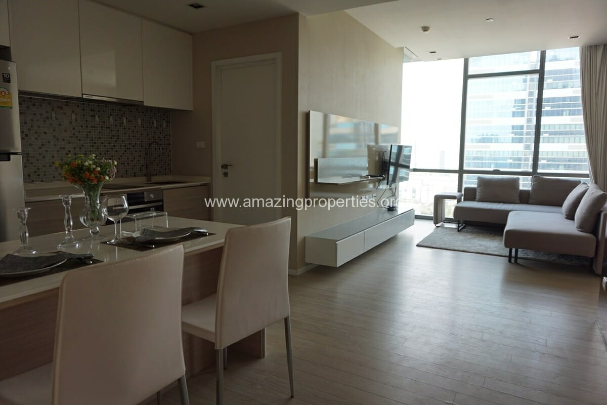 1 bedroom The Room Sukhumvit 21