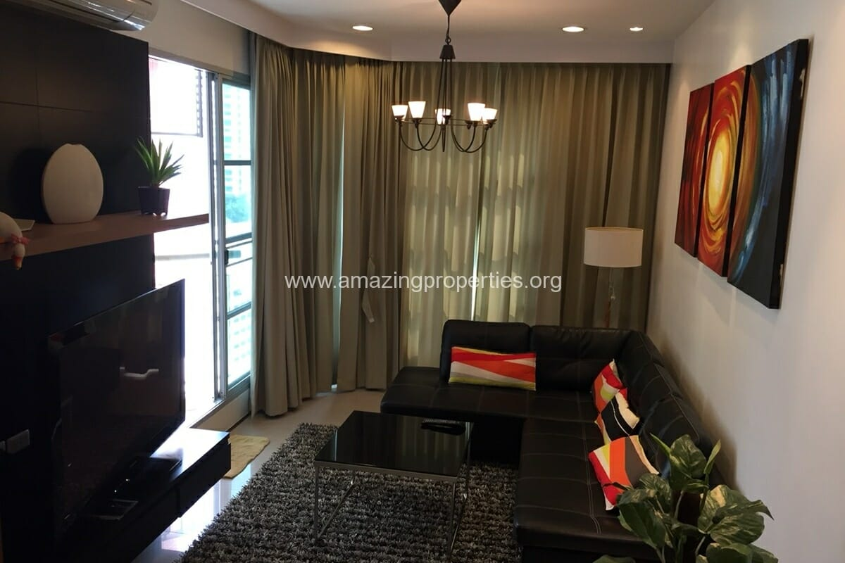 2 Bedroom for Rent Citi Smart Condominium