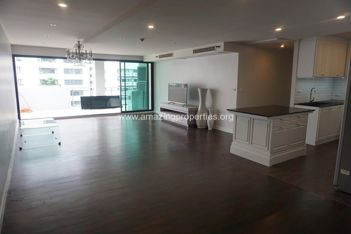 3 Bedroom Penthouse for Rent Urbana Sukhumvit 15