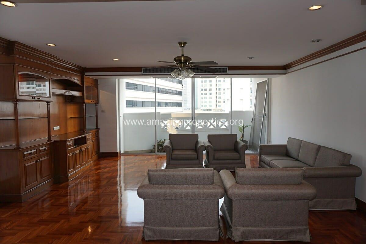 3+1 Bedroom Apartment Raj Mansion-2