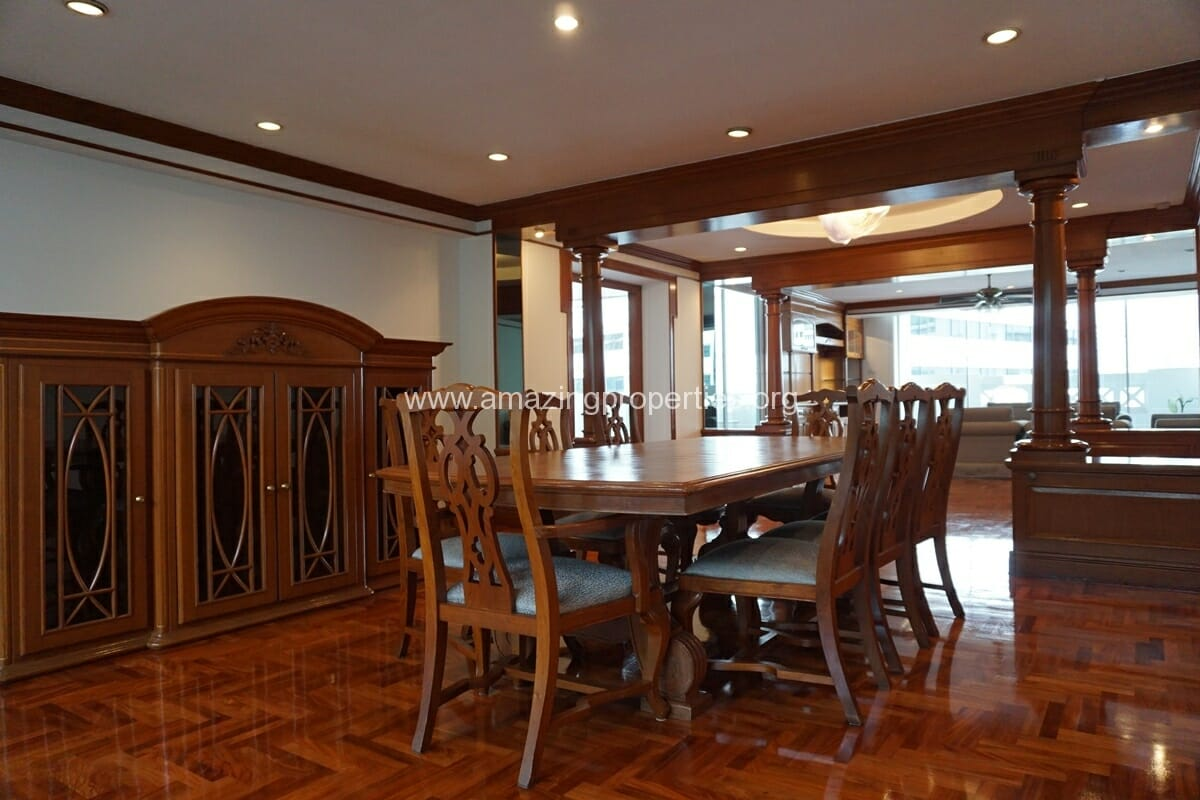 3+1 Bedroom Apartment Raj Mansion-8