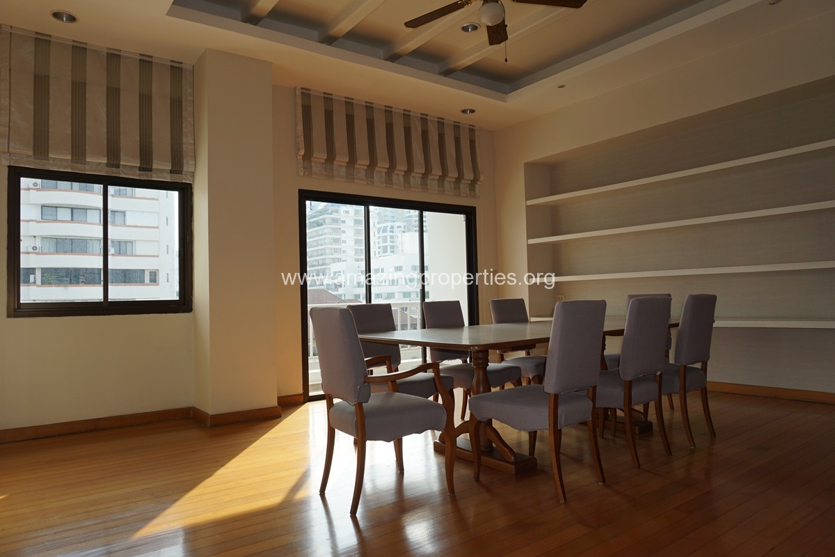 4 Bedroom Penthouse Baan Phansiri-2