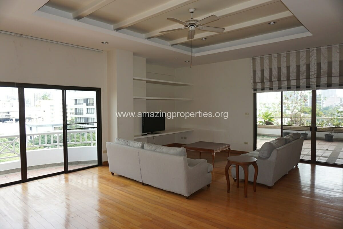 4 Bedroom Penthouse Baan Phansiri